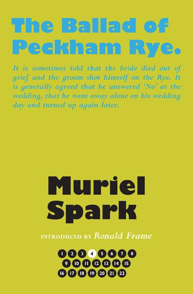 The Ballad of Peckham Rye   Birlinn Ltd - Independent Scottish Publisher -  buy books online
